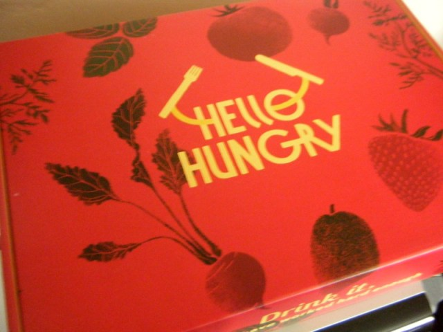 hello hungry box