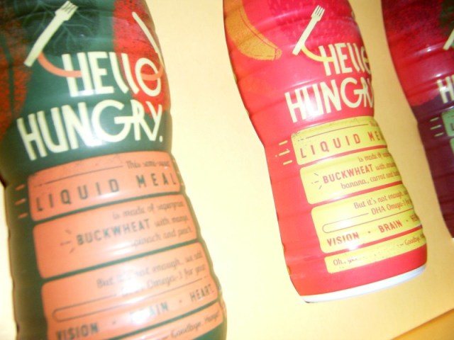 hello hungry drinks in box