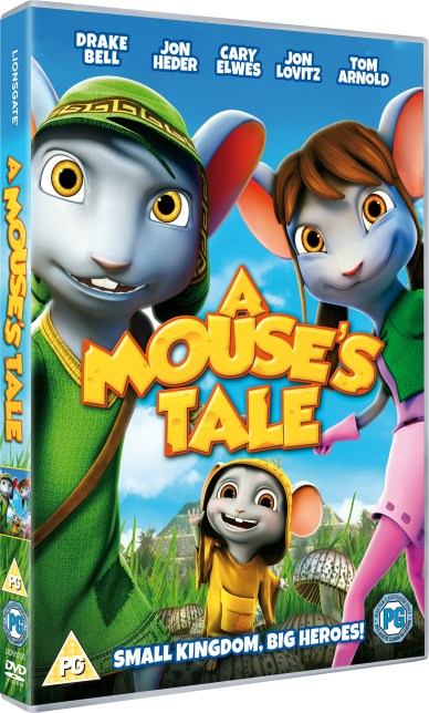 mouse's tail dvd