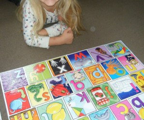 Big Alphabet Jigsaw from Orchard Toys
