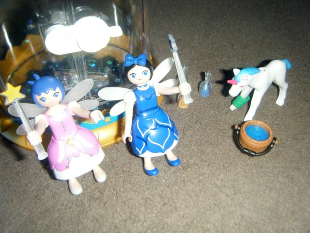 playmobil fairy box 4