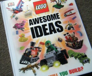 LEGO Awesome Ideas Book Review