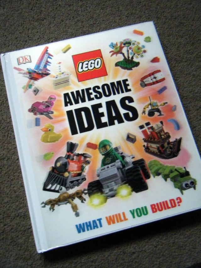 lego Awesome ideas book 1