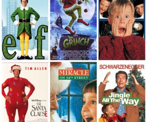 My Top 10 Christmas Films