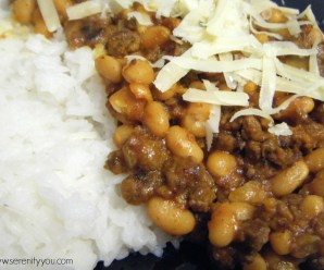 Baked Bean Chilli Recipe
