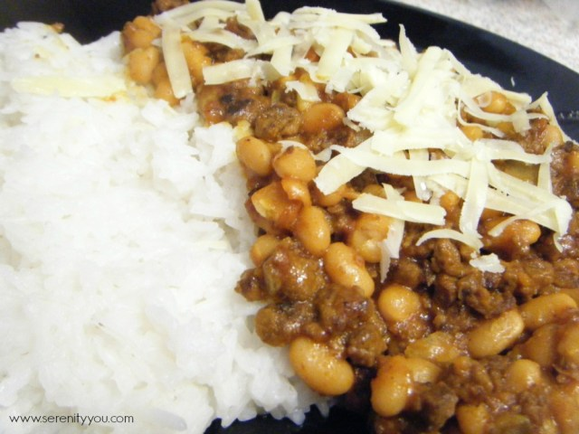 Baked bean Chilli recipe 4