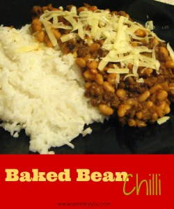 Baked bean Chilli recipe 5