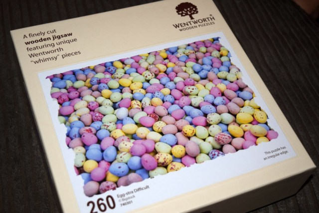 easter egg jigsaw 8