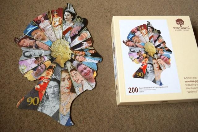 queen jigsaw 8