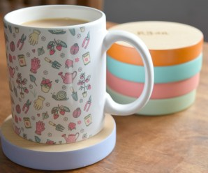 Fun Personalised Coasters Review + Giveaway
