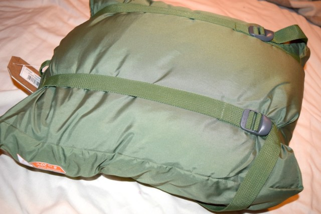 sleeping bag 14