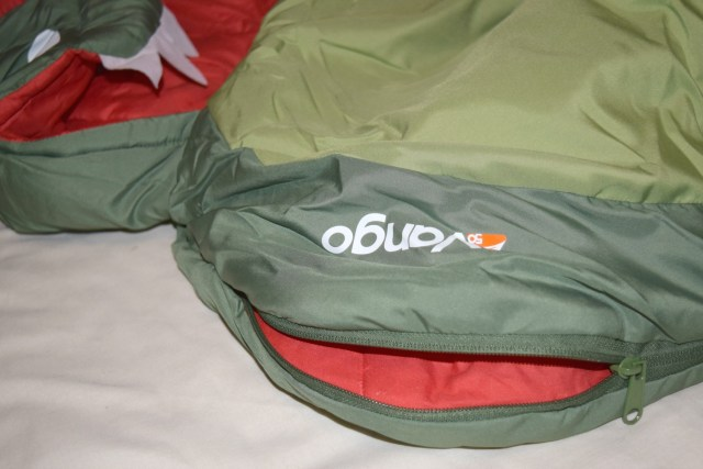 sleeping bag 6