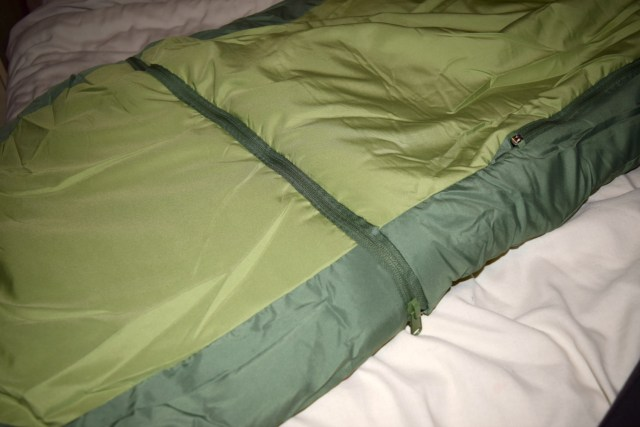 sleeping bag 8