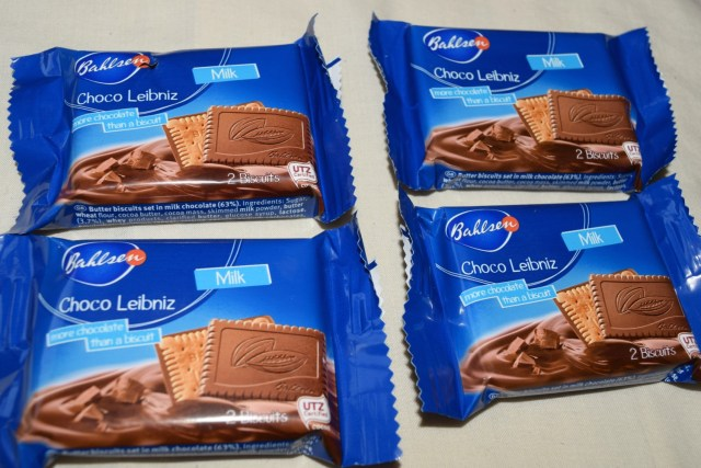 degustabox july - choco leibniz