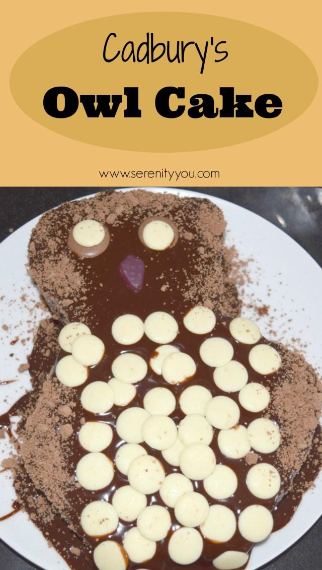 owl cake pinterest