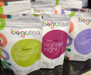 Trying out Begu Teas + Win all 6 packs!
