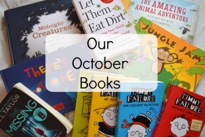 our october reads book review