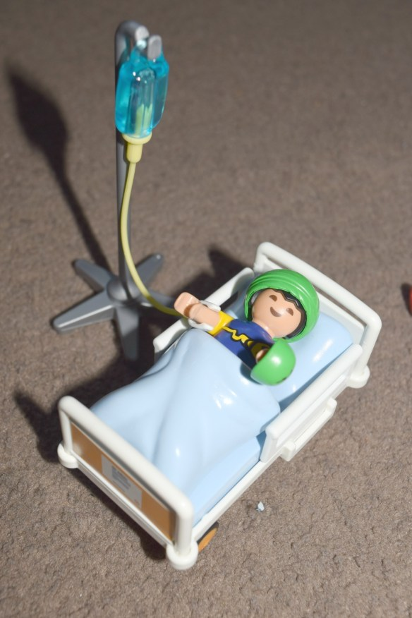 Playmobil hospital range review on Serenity You