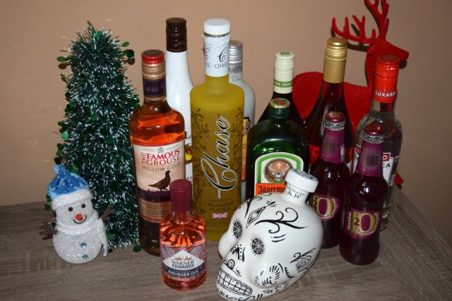 Festive Drinks Round Up