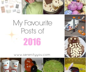 My Favourite Posts of 2016