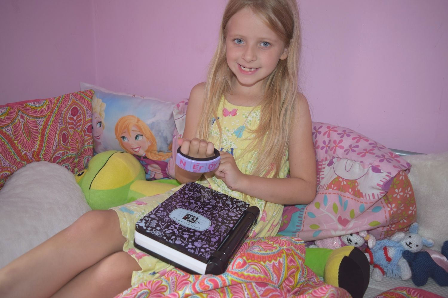 Project Mc2 Adisn Journal Spy Notebook Review Serenity You
