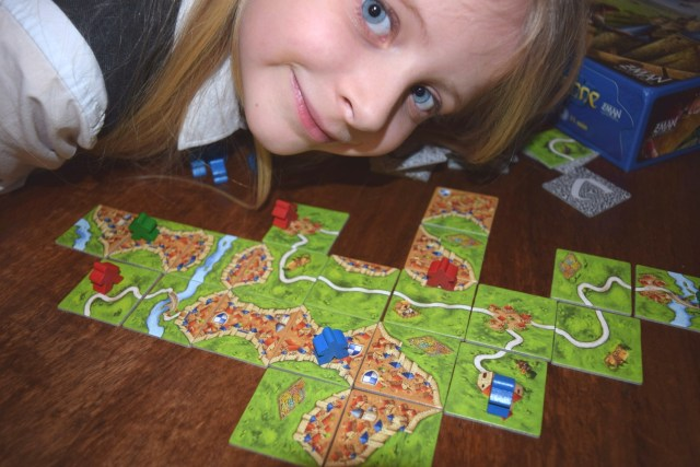 Carcassonne Game Review #BoardGameClub