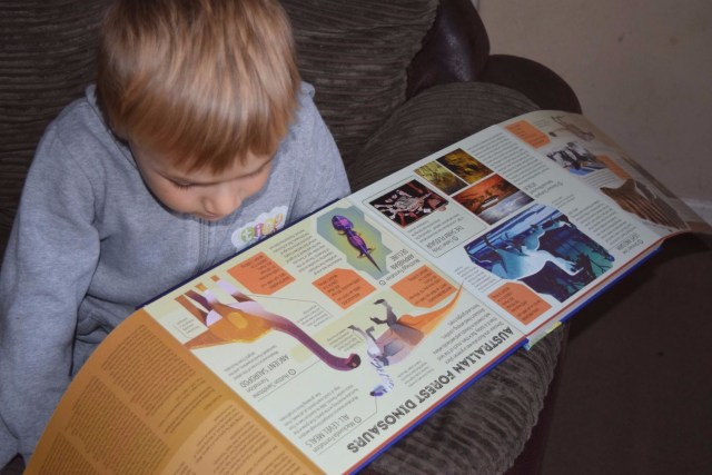 Lonely Planet Kids books - Dinosaur Atlas