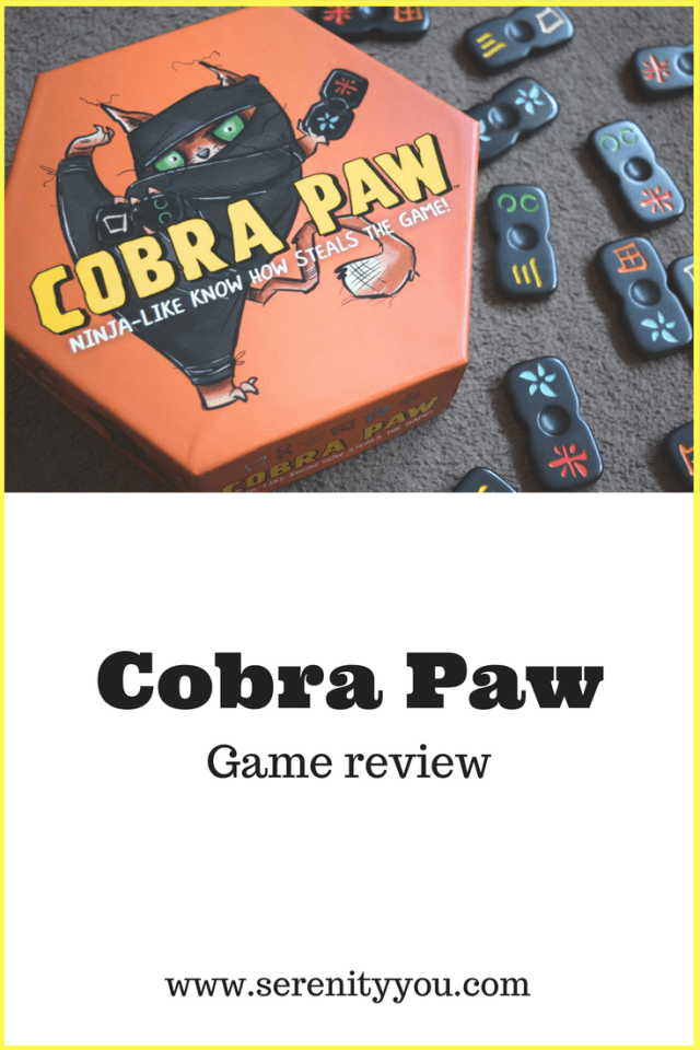 Cobra Paw Game Review
