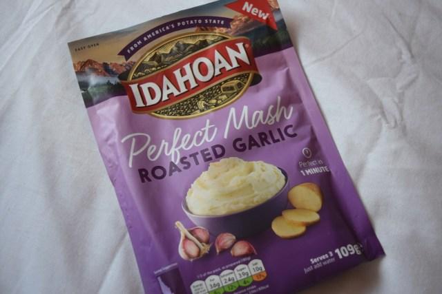 Degustabox - Idahoan perfect mash roasted garlic