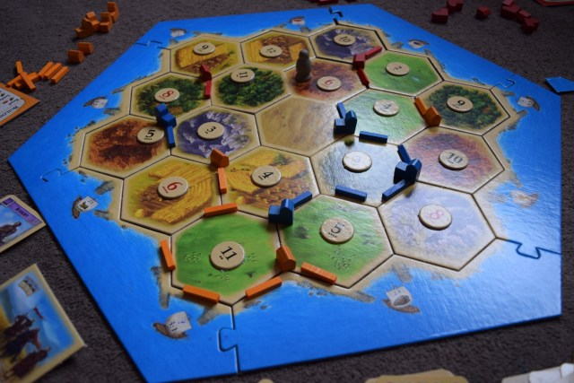 Catan Board Game Review - board game club