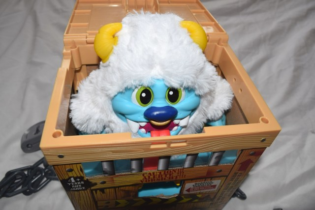 Crate Creature - Blizz the Yeti Review