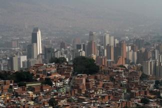 Emergencia ambiental en Medellin