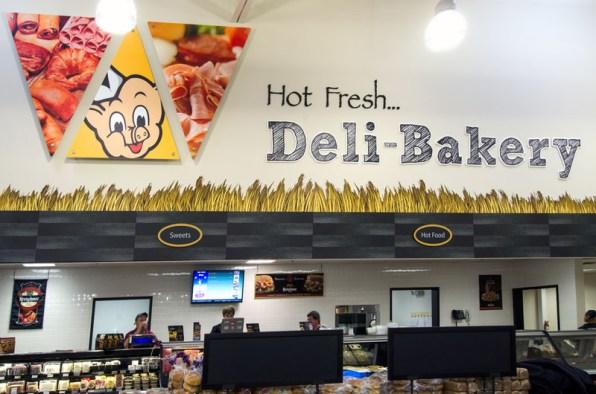 Deli-Bakery