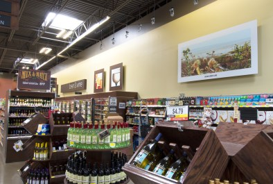southeastern-products-brookshires-beer-wine-signage