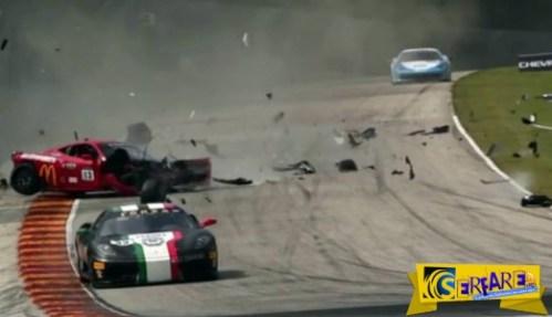 Πετάει η Ferrari; …Πετάει!