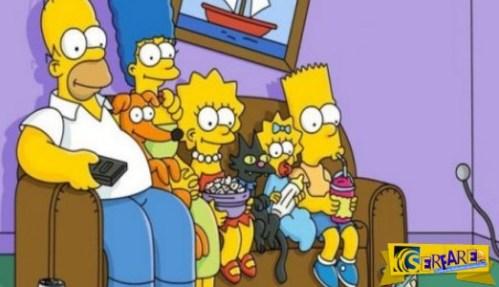 Οι Simpsons προέβλεψαν την οικονομική κρίση στην Ελλάδα χρόνια πριν!