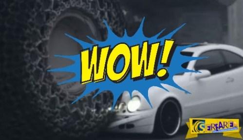 Θυμωμένος υπάλληλος καταστρέφει την Mercedes του αφεντικού του! Αυτό θα πει εκδίκηση…