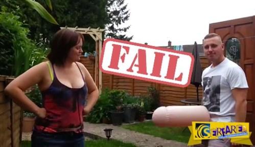 Όταν το μέγεθος μετράει… στα Fails!