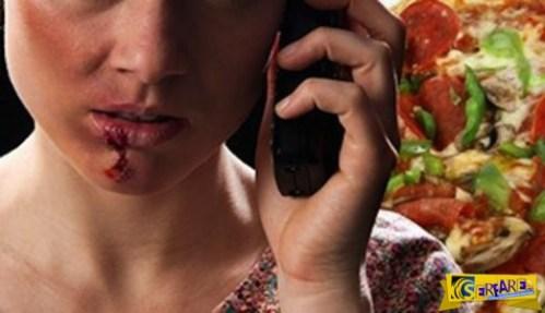 Κάλεσε την αστυνομία για να παραγγείλει πίτσα! Δυστυχώς όμως ήξερε τι έκανε… Ακούστε την κλήση.