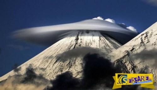 Φακοειδή σύννεφα: Το θεαματικό φαινόμενο που συχνά συγχέεται με την εμφάνιση ΑΤΙΑ