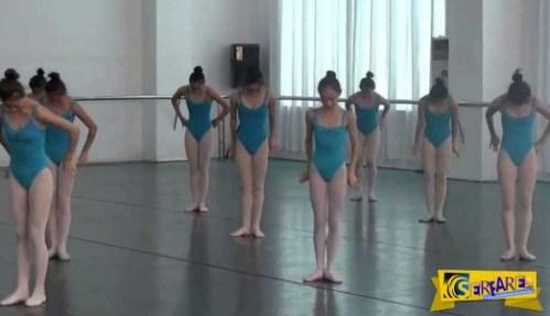 Πήγαν σε μια σχολή χορού στην Κίνα και αυτό που είδαν θα κάνουν τα κόκαλα σας να πονέσουν!
