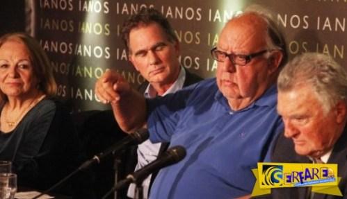 Απίστευτος οχετός Πάγκαλου κατά πολιτικών σε ανοιχτά μικρόφωνα: Ο «πολύ μ@λ@κ@ς» και η «πατσαβούρα»