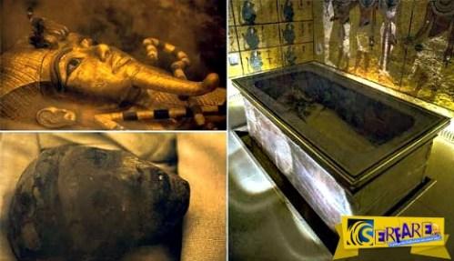 Αίγυπτος: Αρχαιολόγοι βρήκαν μυστικό θάλαμο στον τάφο του Τουταγχαμών!