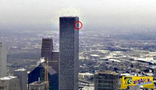 Ατύχημα και παραλίγο τραγωδία για δύο καθαριστές παραθύρων: Έσπασε η σκαλωσιά τους στα 300 μέτρα ύψος!