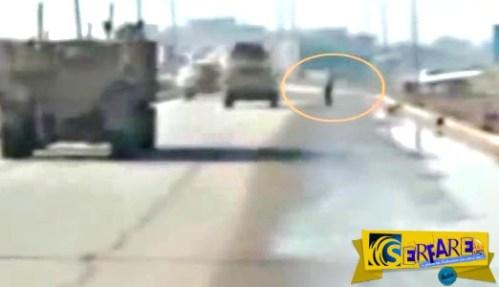 Βομβιστής αυτοκτονίας στο Αφγανιστάν… ένα περίεργο βίντεο!