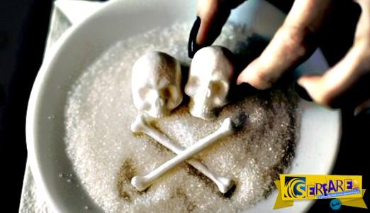 Λευκός θάνατος: Οι επιπτώσεις της ζάχαρης στην υγεία μας!
