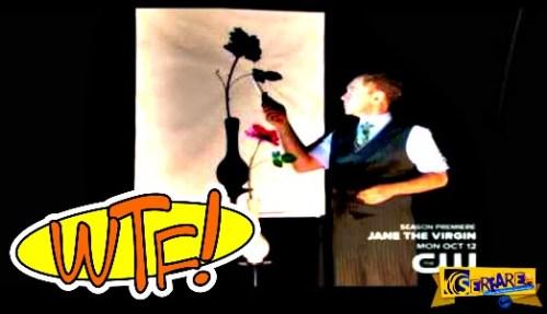 Το μαγικό κόλπο πάνω σε μια σκιά με ένα ψαλίδι και ένα λουλούδι – Στο 1:54 θα εκπλαγείτε!