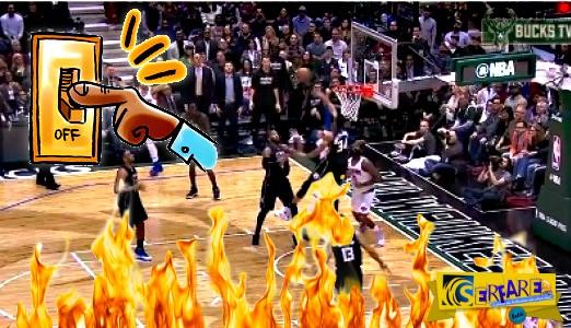 """NBA: Κατέβασε… γενικό! Ο Αντετοκούνμπο """"εφιάλτης"""" του Άντονι!"""