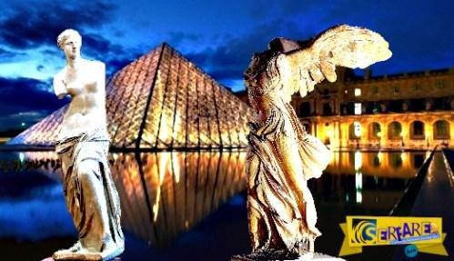 Πόσα κερδίζει το Μουσείο του Λούβρου από τα Ελληνικά εκθέματα; – Θα πάθετε σοκ!