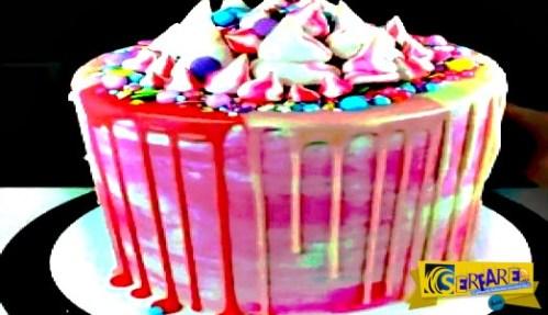 Ζαχαροπλαστική τέχνη για τους λάτρεις των γλυκών!